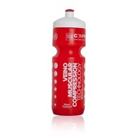 Cycling Bottle 750 ml Red/White