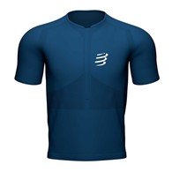Trail Half-Zip Fitted SS Top Blue 2020 L