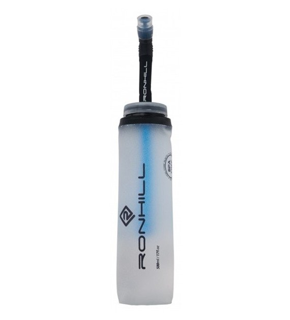Ronhill Fuel Flask with Straw 500ml White
