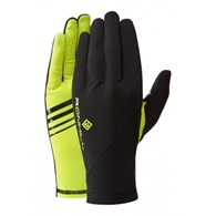Wind-Block Glove Black/Fluo Yellow size L