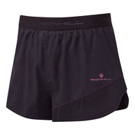 Men's Stride Revive Racer Short Black/Mulberry M
