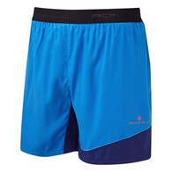 Men's Stride Revive 5  Short ElecBlue/MidBlue M