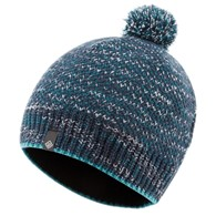 Bobble Hat Deep Navy/Spa Green